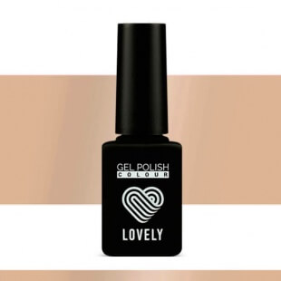 Гель-лак Lovely №004, 7 ml